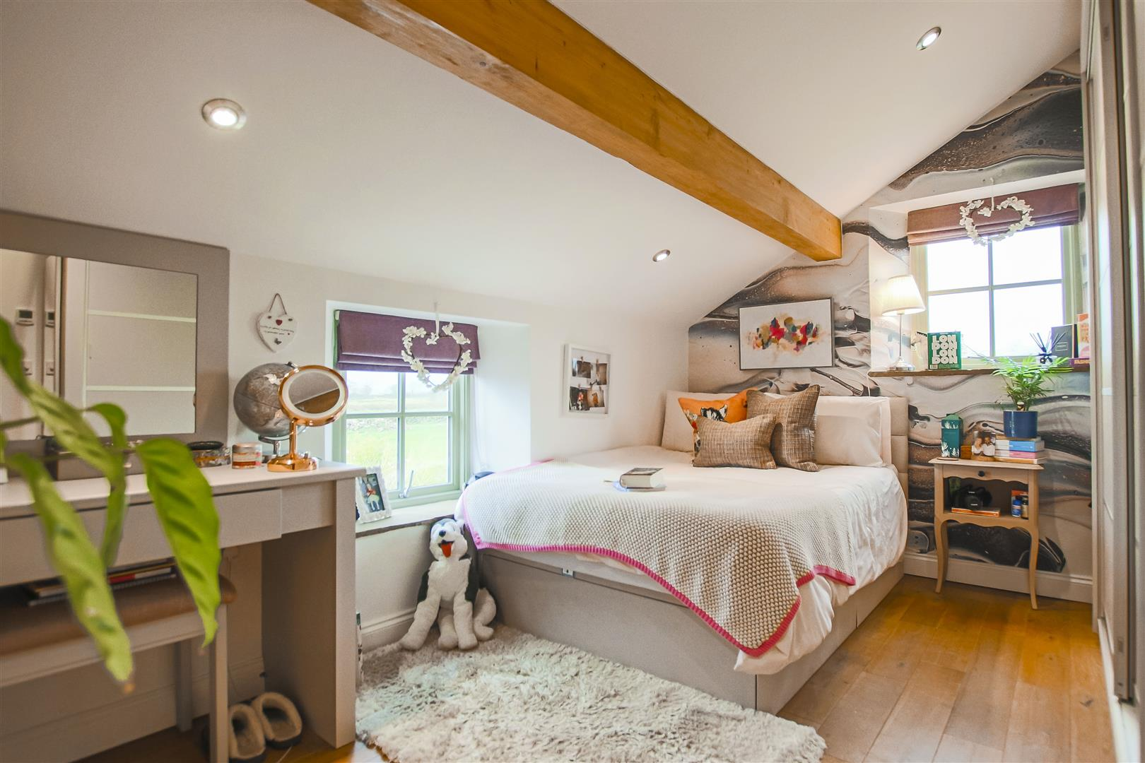 4 Bedroom Barn Conversion For Sale - Bedroom 4